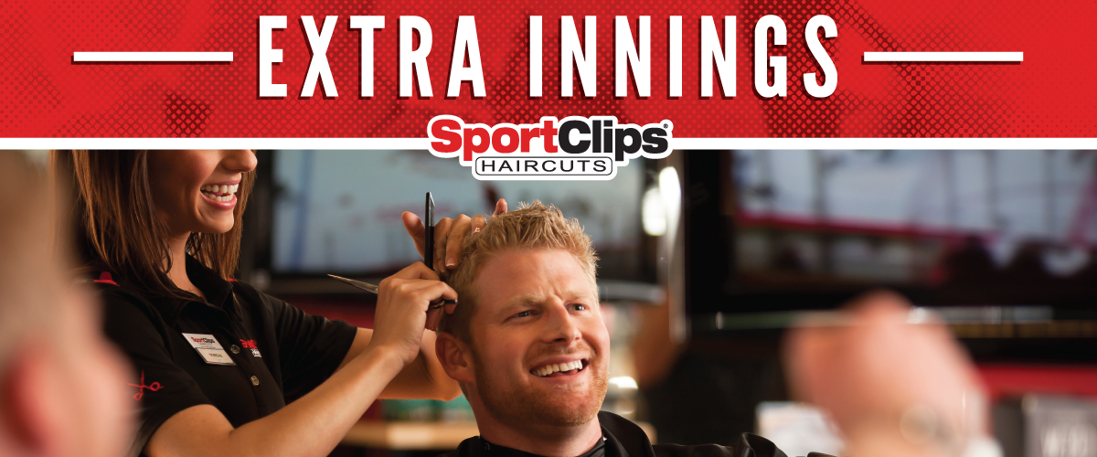 The Sport Clips Haircuts of Lake Oswego - Lake Grove Extra Innings Offerings
